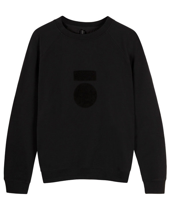 Sweater Terry (20-804-0204) black
